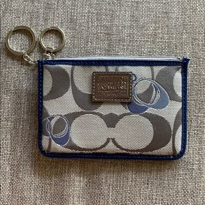 Coach wallet! In great condition!